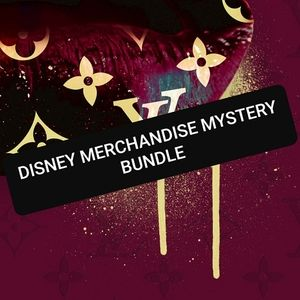 10 items Disney Merchandise Bundle